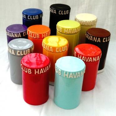 Jarre à cigare humidifiée HAVANA CLUB