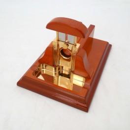 Guillotine de bureau bois métal