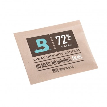 Boveda petit sachet 8 grammes  Rh  72 %