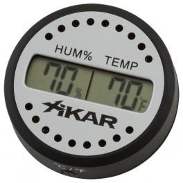 Hygromètre cigare digital XIKAR extra rond