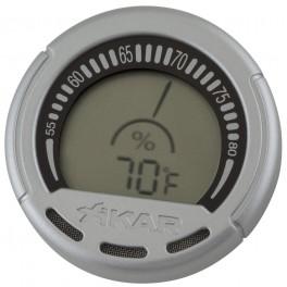 Thermo hygromètre Xikar DIGITAL