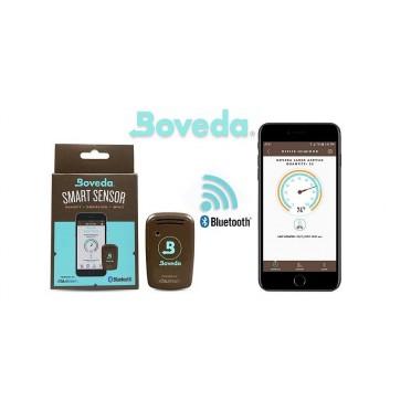 Boveda smart sensor gère l'humidité de vos cigares