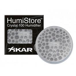 Humidificateur Xikar Crystal 100 cigares