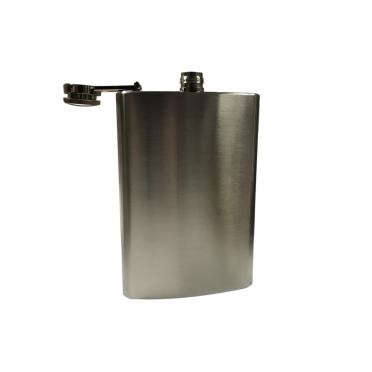 Flasque acier inox mat 22cl
