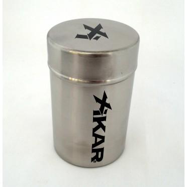 Cendrier cigare XIKAR en métal pour voiture