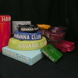 Cendrier Havana Club